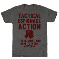 Tactical Espionage Action This Is What You Have To Work With