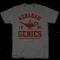 Agrabah Genies
