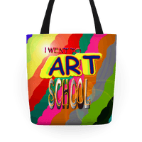 I Went to Art School