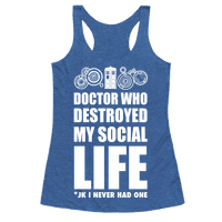 Doctor Who Destroyed My Life