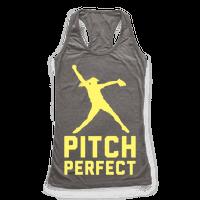 Softball Pitch Perfect