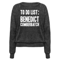 To Do List Benedict