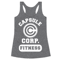 Capsule Corp. Fitness