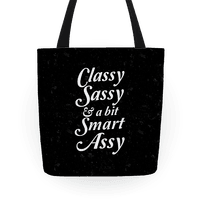 Classy Sassy & A Bit Smart Assy