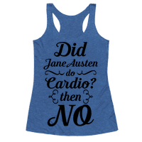 Jane Austen Cardio