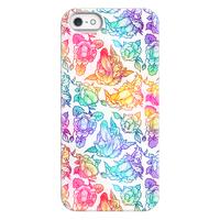 Floral Penis Rainbow phone case Phonecase