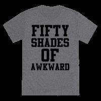 Fifty Shades of Socially Awkward