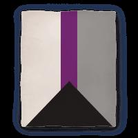 Demisexual Pride Flag Blanket