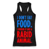 I Don't Eat Food.