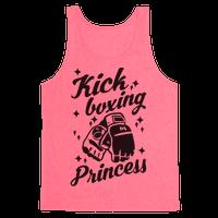 Kickboxing Princess