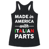 Made In America With Italian Parts