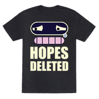 Hopes Deleted
