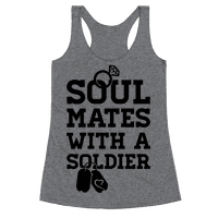 Soul Mates With A Soldier