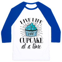 Live Life One Cupcake At A Time