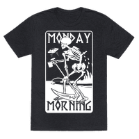 Monday Morning Death