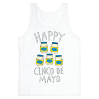 Happy Cinco De Mayo (Mayo Jars)