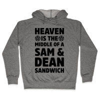 Heaven Is The Middle Of A Sam And Dean Sandwich