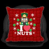 I Heart Nuts -Nutcracker