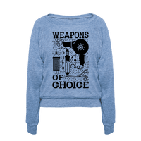 Weapons of Choice Pullover