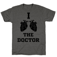I Heart The Doctor