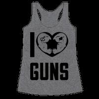 I Heart Guns