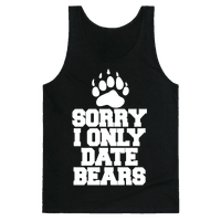 Sorry, I Only Date Bears