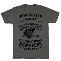 Winchester Family Ouija Board
