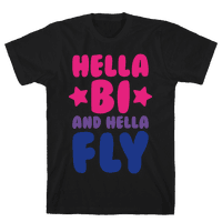 Hella Bi And Hella Fly