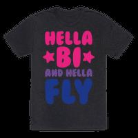 Hella Bi And Hella Fly