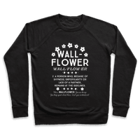 Definition of a Wallflower