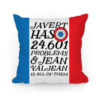 Javert Has 24,601 Problems