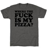 Where The Fuck Is My Pizza?