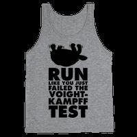 Run Like You Just Failed The Voight-Kampff Test