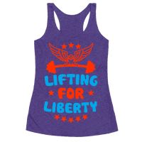 Lifting For Liberty