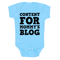 Content For Mommys Blog