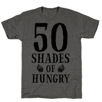 50 Shades of Hungry