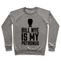 Bill Nye Is My Patronus