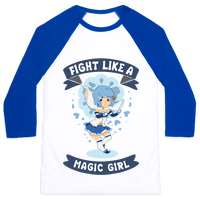Fight Like A Magic Girl Parody Sayaka