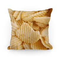 Potato Chip Pillow
