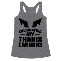 Calibrating My Thanix Canons