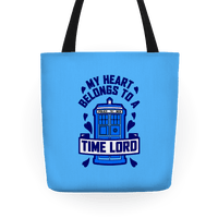 My Heart Belongs To A Timelord