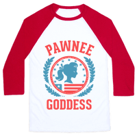 Pawnee Goddess Baseball