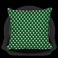 Slytherin House Polka Dot Pattern