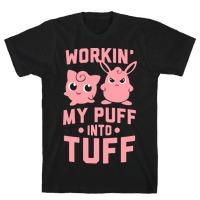 Turn that puff into tuff