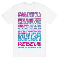 Taught To Be Rebels
