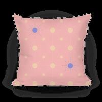 Sunshine Diamond Light Pink Pattern