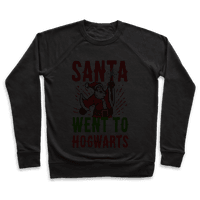 Santa Went to Hogwarts