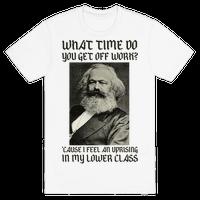 Marx Pick Up Line