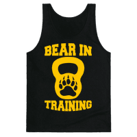 Bear In Training