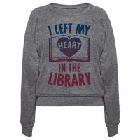 I Left My Heart In The Library